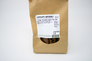Picture of Cookies - Ginger Molasses - 6 x 40 g