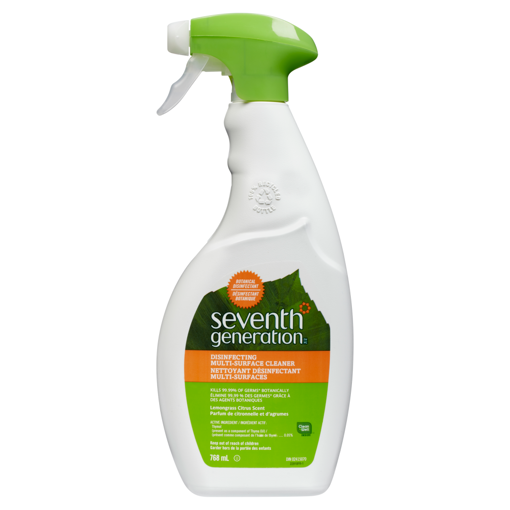 Picture of Disinfecting Multi-Surface Cleaner - Lemongrass Citrus - 768 ml