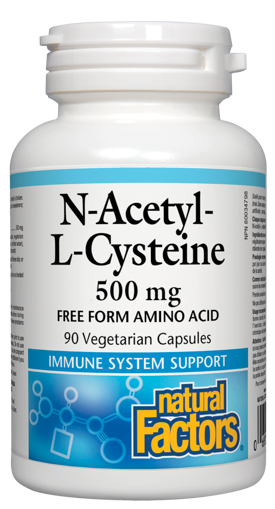 Picture of N-Acetyl-L-Cysteine