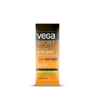 Picture of Sport Pre-Workout Energizer - Acai Berry 14 g Carbohydrates, 100 mg Caffeine - 18 g