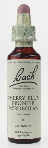 Picture of Cherry Plum - 20 ml