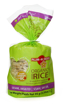 Picture of Organic Brown Rice Thins - Sesame, Unsalted - 95 g