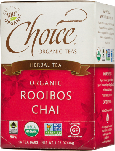 Picture of Herbal Tea - Rooibos Chai - 16 count