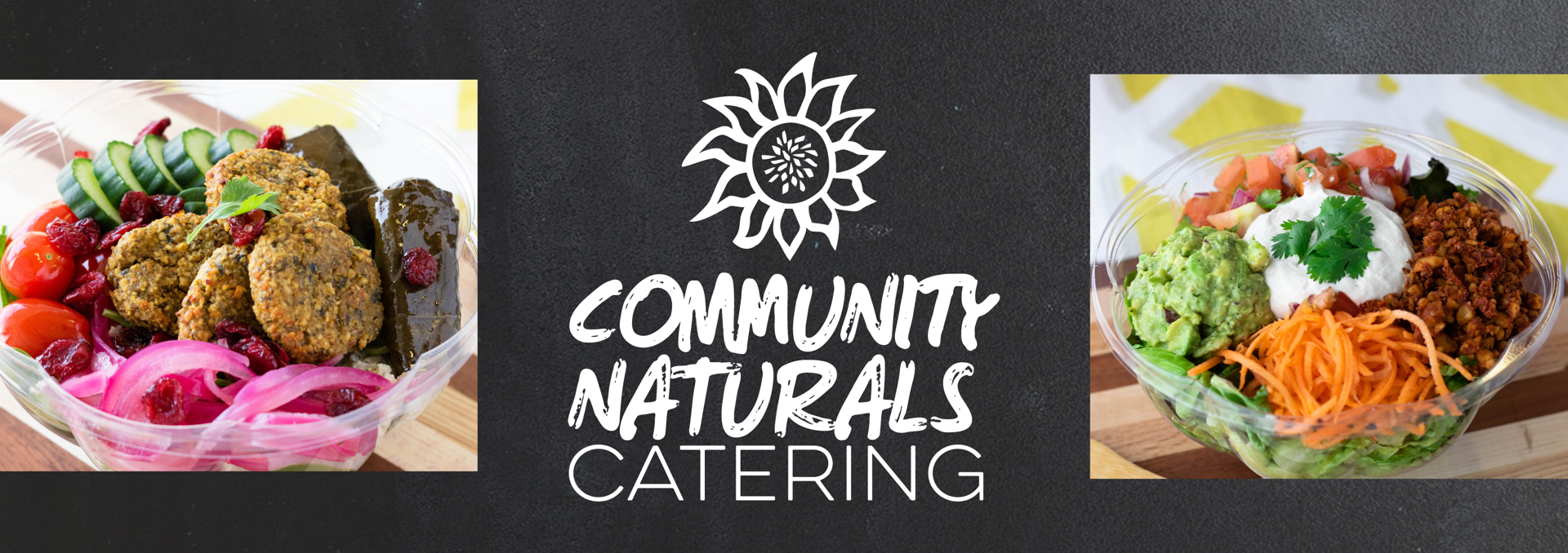 Check out our new catering website!