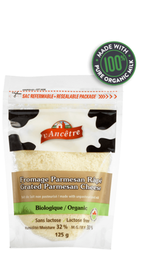 Picture of Grated Parmesan Cheese - 125 g