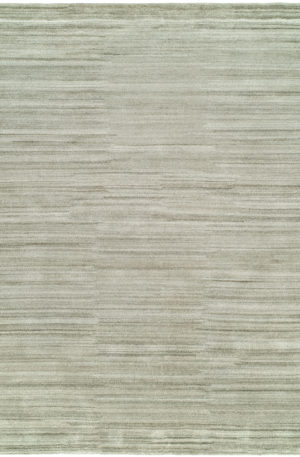 Contemporary 3X5 Beige Gray Wool Area Rug