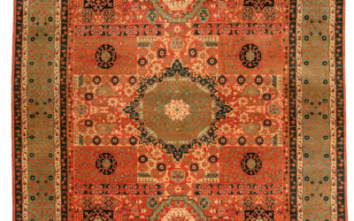 Mamluck Rugs – Intricate & Historical Conversation Pieces