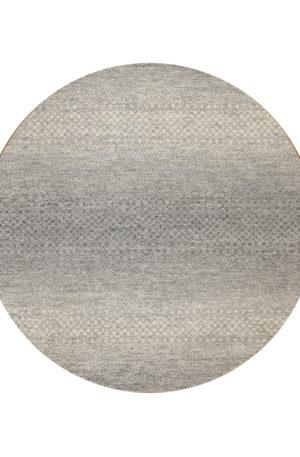 Contemporary Design Lt. Grey Wool 8 Ft Round Amazon Area Rug
