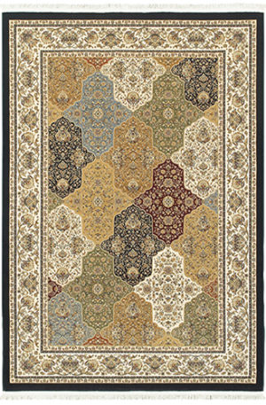 Classics Collection 4X6 MultiColor Traditional Rug