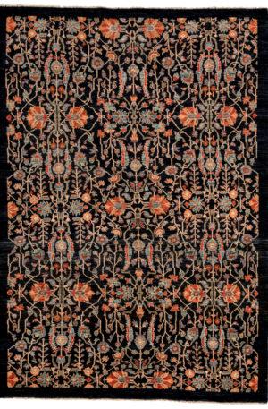 Afghan Faryab 6X9 Wool Area Rug