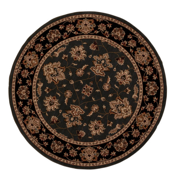 Ari Collection 5X8 Blue Traditional Area Rug