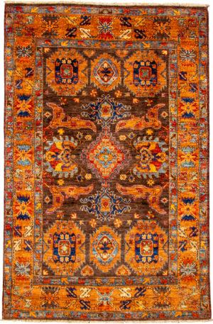 Afghanistan Kazak 4x6