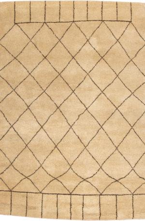 Tribal 5X8 Wool Area Rug