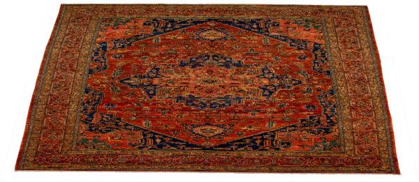 Afghan 10X14 Wool Area Rug