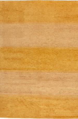 Indian Gabbeh 5X8 Wool Area Rug