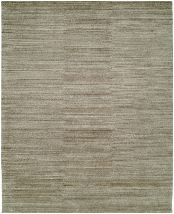 Essential Collection 3X5 Grey Wool Area Rug
