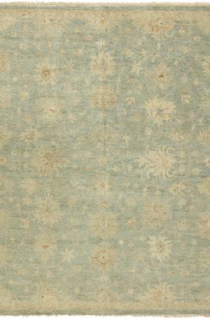 Anatolia Collection 5X8 Blue Transitional Area Rug