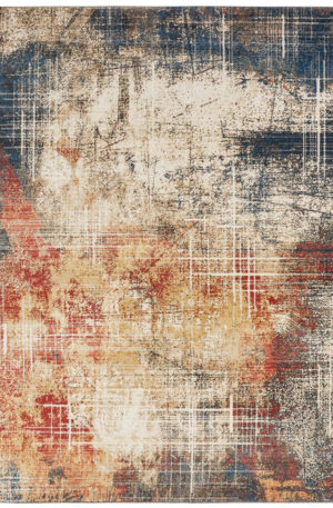 Theory Collection 5X8 Contemporary Area Rug
