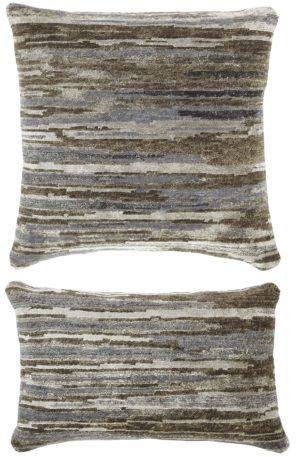 Bespoke Pillow 1x2 Grey Contemporary