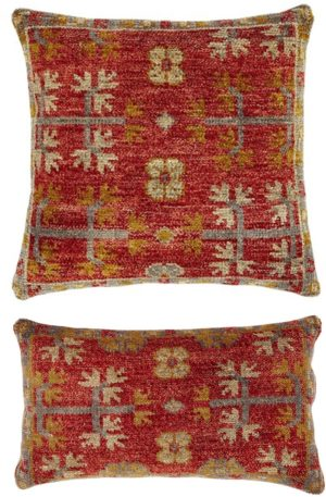 Traditional 1X2 Wool Pillow