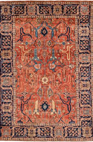 Pakistani Bidjar 4x6 Red Wool