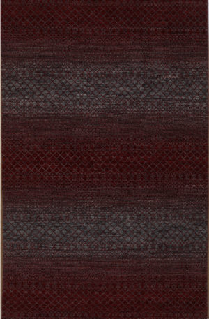 Amazon 5x8 Red Wool Area Rug