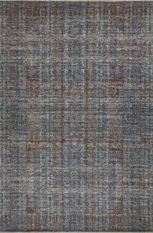 Amazon 2x3 Grey Wool Area Rug
