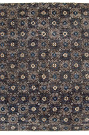 Soft Harmony 10X14 Brown Wool Area Rug
