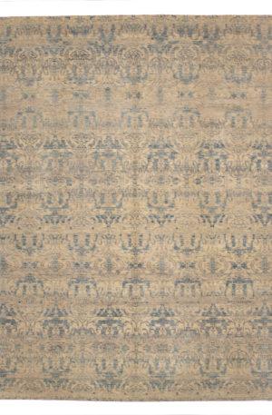 Soft Harmony 10X14 Ivory Wool Area Rug