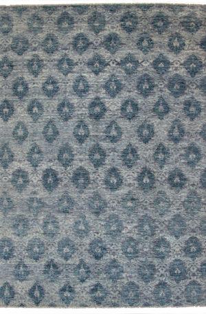 Soft Harmony 10X14 Grey Wool Area Rug
