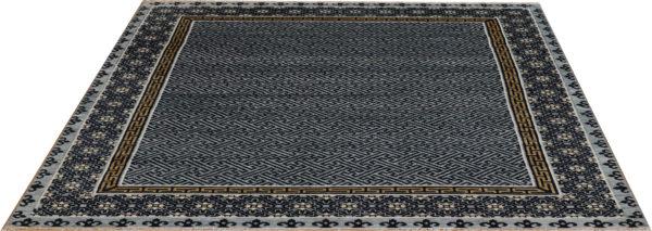Anatolian 9x12 Blue Wool