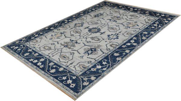 Anatolian 10x14 Grey Wool