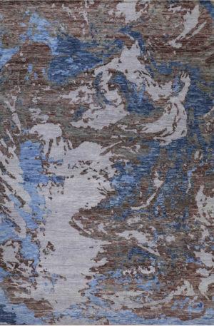 Soft Harmony 4x6 Multi Color Wool Area Rug