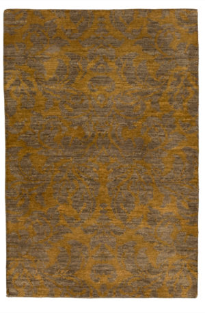 Contemporary 2X3 Wool Area Rug