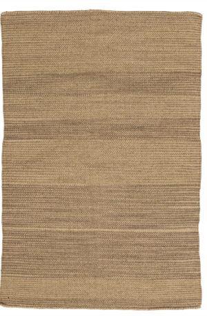 Flatweave Contemporary 2X3 Wool Area Rug