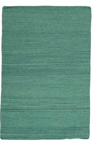 Flatweave 2X3 Wool Area Rug