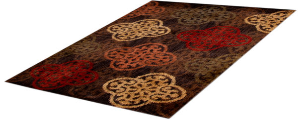 Transitional 5X8 Synthetic Area Rug