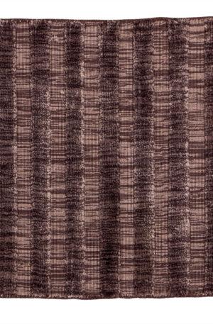 Contemporary 2X3 Purple Area Rug