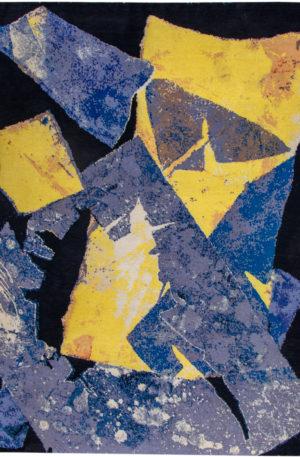 Art Rug Nepal 6X9 Multi Color Wool Area Rug