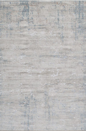 Julia Collection 5x8 Ivory Transitional Area Rug