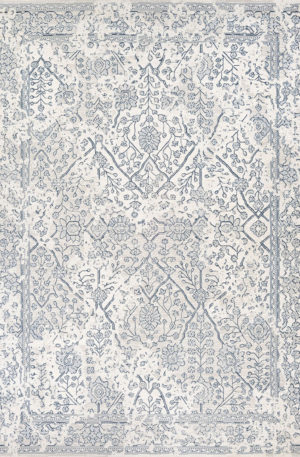 Harbor Collection 5X8 Beige Transitional Area Rug