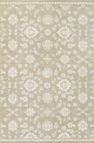 Harbor Collection 2X3 Beige Transitional Area Rug
