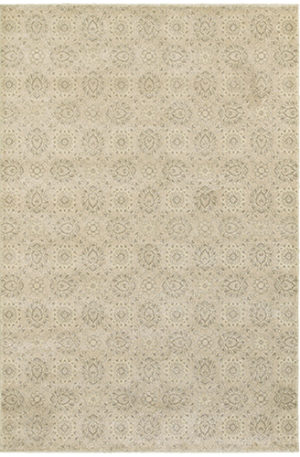 London Collection 6X9 Grey Transitional Area Rug
