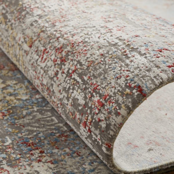 King's Meadow 5x7 Grey Transitional Area Rug