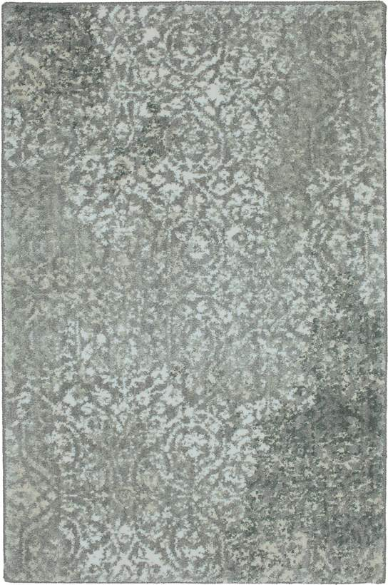 Transitional 5X8 Gray Area Rug