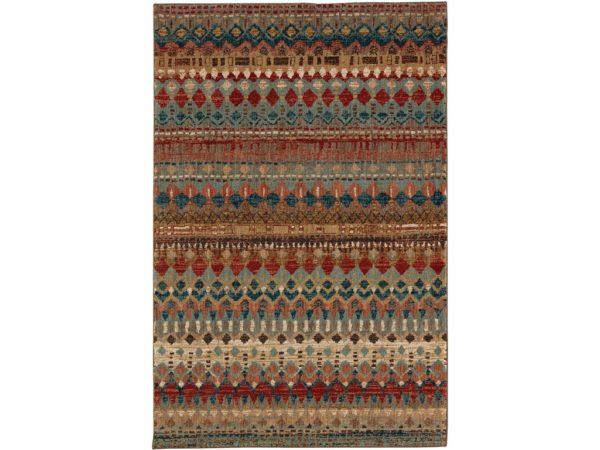Persian Bazaar 5x8 Multi Color Area Rug