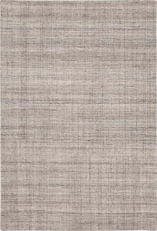 High Street Collection 4x6 Beige Contemporary Rug