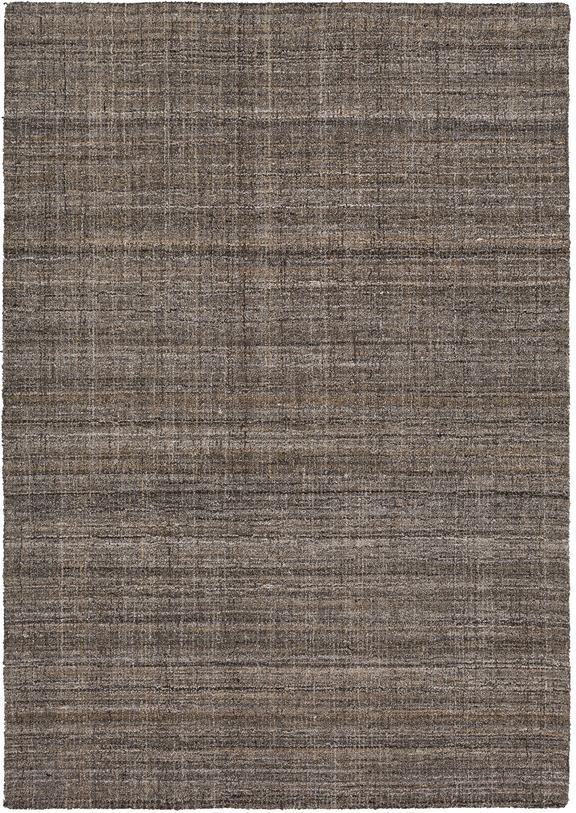 Hight Street Collection 4x6 Grey Area Rug