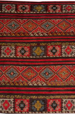 8X10 Multi Wool Area Rug