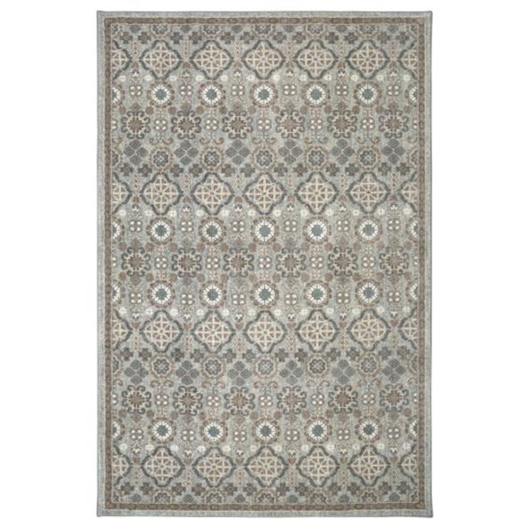 Transitional 9X12 Beige Area Rug